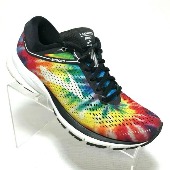 N Roll Marathon Tye Dye Shoes   Poshmark
